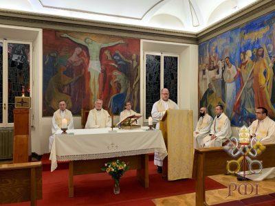 Kettős ünnep a Pápai Magyar Intézetben (2020)