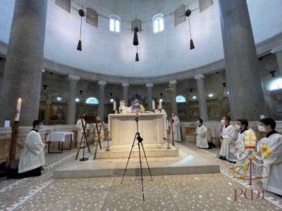 Ünnepi szentmise Mindszenty bíboros halála emléknapján római címtemplomában
