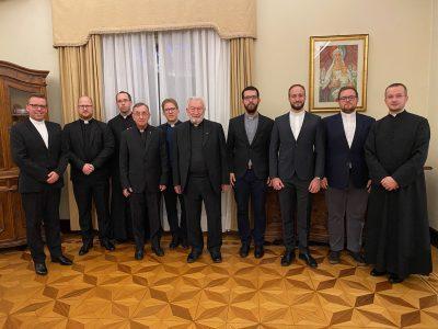 Veni Sancte a Pápai Magyar Intézetben